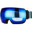 UVEX Compact FM Goggles blå/sort